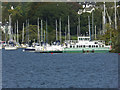 SD3995 : Ferry Mallard at Bowness Nab by Chris Allen