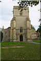 SP8104 : St Dunstan's Church, Monks Risborough by Stephen McKay