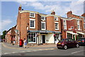 SJ4154 : Farndon Pharmacy, Farndon by Jeff Buck