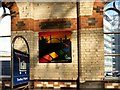 SJ8497 : Art at Manchester Piccadilly by Gerald England