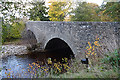 NJ0020 : Nethy Bridge by Anne Burgess