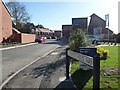 SK3672 : Miller Homes' Eyre View, School House Way, Newbold by Christine Johnstone