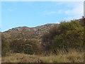 NM6874 : Part of Cruach na Cuilidh Bige above Loch Moidart by ian shiell