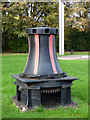 SD5228 : An old capstan by the Ribble by Thomas Nugent