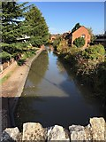 SP2055 : Canal at Stratford upon Avon by Alan Hughes