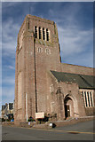 NM8530 : St Columba's Cathedral, Oban by Richard Sutcliffe