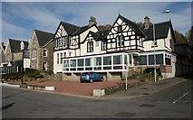 NM8530 : Lancaster Hotel, Oban by Richard Sutcliffe