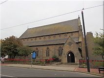 SD3347 : St. Mary's R. C. Church, Lord Street, Fleetwood by Stephen Armstrong