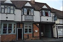 SU7682 : The Bull Inn by N Chadwick