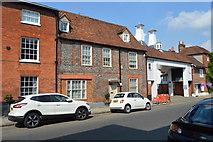 SU7682 : Elizabeth Cottage by N Chadwick