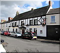 ST3490 : Red Lion, Backhall Street, Caerleon by Jaggery