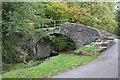 ST2888 : Canal bridge, Crumlin Arm by M J Roscoe