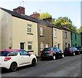 ST3390 : On-street parking, Church Street, Caerleon by Jaggery
