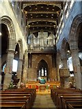 SO9198 : Interior of St Peter's church by Philip Halling