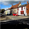ST3490 : Mill Street houses, Caerleon by Jaggery