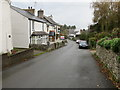 SD3074 : Main Street through Bardsea by Peter Wood