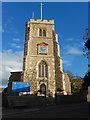 TQ1289 : Pinner Church by Stephen McKay