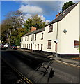 ST3390 : High Street houses, Caerleon by Jaggery