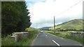 NO1169 : A93 at Wester Binzean by Alpin Stewart