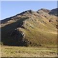 NN6719 : Ridge, Beinn Dearg by Richard Webb