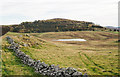 NO1062 : Lochan between Cnoc an Daimh and Creag nam Brataichean by Trevor Littlewood