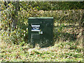 TL8828 : Fibre Cabinet on Lane Road by Geographer