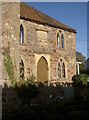 ST5571 : The old school on Church Lane by Neil Owen