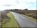 SO4193 : Road heading south on top of the Longmynd by Oliver Dixon