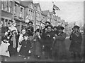TQ3275 : Armistice celebration 1918, Herne Hill, London by Unknown