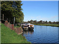 TL5479 : Ely: river and railway by John Sutton