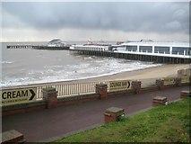 TM1714 : Clacton-on-Sea: Clacton Pier (1) by Nigel Cox