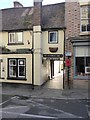 SO6299 : The George Shut by Oliver Dixon