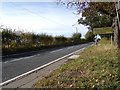 TL8828 : A1124 Tyburn Hill, Wakes Colne by Geographer