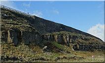 SD9810 : Rocks beside Huddersfield Road by JThomas