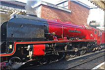 SD8010 : Bury Bolton Street Station - raw power by Chris Allen
