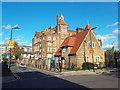 TQ3383 : Randal Cremer school, Haggerston by Malc McDonald