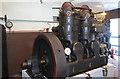 SN2949 : Internal Fire Museum of Power - W H Allen semidiesel by Chris Allen