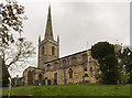 SK8025 : St Mary Magdalene church, Waltham on the Wolds by Julian P Guffogg