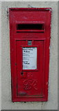 SE1115 : George VI postbox on Manchester Road, Huddersfield by JThomas