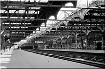 SP0687 : Snow Hill Station (Great Western Railway) by Martin Tester