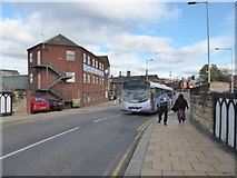 SK4293 : Bus in College Road by Basher Eyre