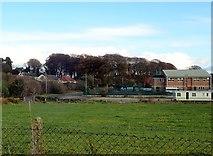 J0016 : The Plantin Woodland Park and O'Doirnin GAA Club, Forkhill by Eric Jones