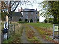 SK4947 : Greasley Castle Farmhouse by Alan Murray-Rust
