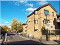 TQ3383 : Jeger Avenue, Haggerston by Malc McDonald
