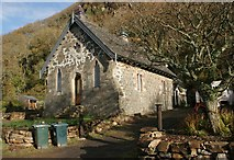 NM8312 : The Old Kirk by Richard Sutcliffe