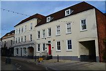 SU3521 : Buildings in Bell Street, Romsey by David Martin