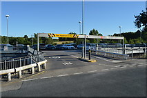 TM0932 : Manningtree Station car park by N Chadwick