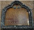 TF3244 : WW1 memorial plaque, St Btolph's Church, Boston by Ian S