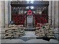 TA0339 : East  Yorkshire  Regiment  Chapel  Beverley  Minster by Martin Dawes