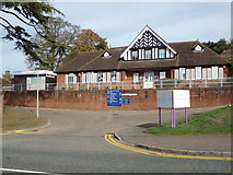 TL8131 : Halstead Hospital by Adrian Cable